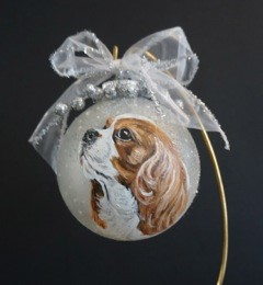 custom dog ornaments
